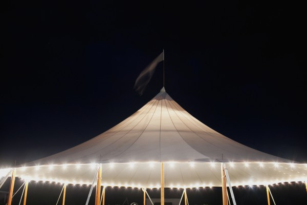 Skyline Tent Company; August 20, 2011; The Southern Experience Workshop