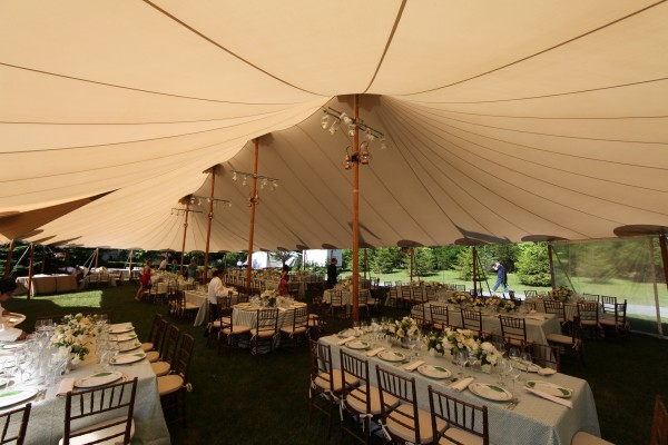 Beautiful Sperry Tent Middleburg