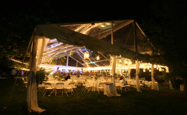 Clear Tent Rental Virginia