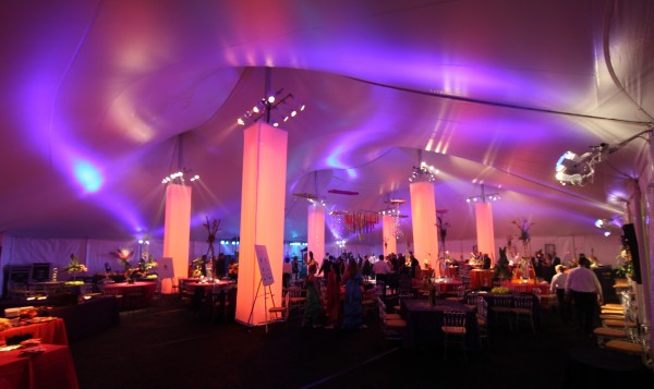 Corporate Gala Tent
