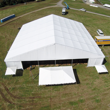 Losberger-Structure-Tent
