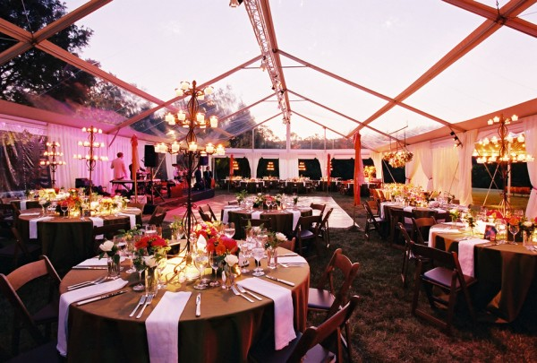 Skyline Tent Company Wedding