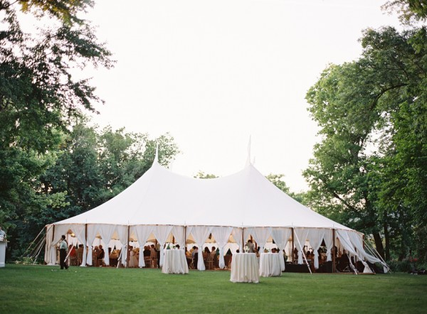Skyline Tent Company - Wedding