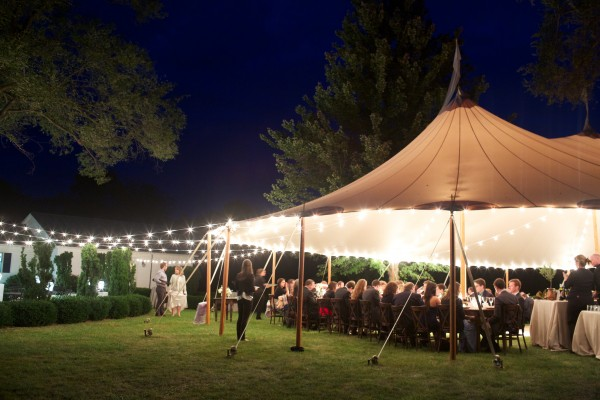Sailcloth Tent & Inn at Old Virginia Wedding
