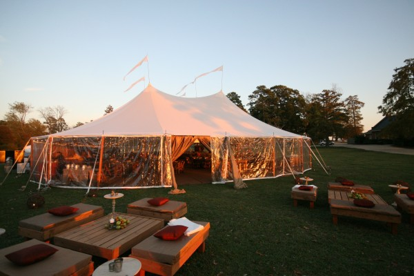Sailcloth Tent Virginia
