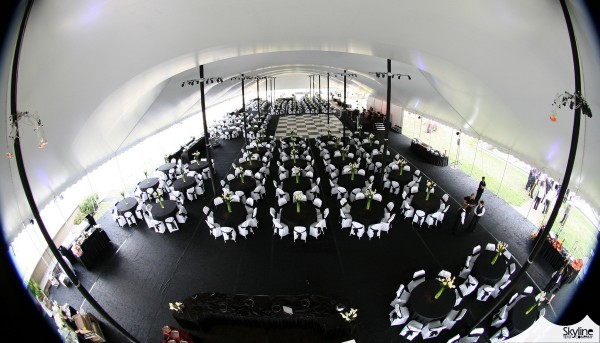 Virginia Corporate Event Tent Rental