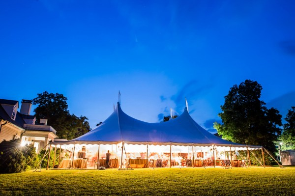 Virginia Wedding Tent