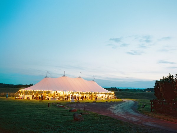Virginia Wedding Tent Rental