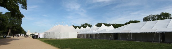 Washington DC Tent Rental