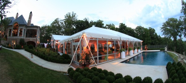 Wedding Tent Rental VA