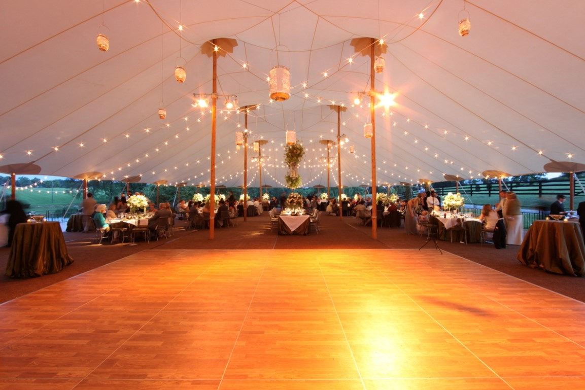Skyline Tent Company » Lighting & Power